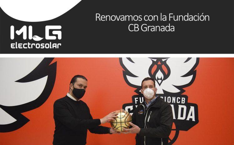 Renovamos con la Fundación CB Granada